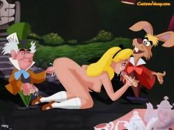 Alice in Wonderland of sex - Alice in Wonderland