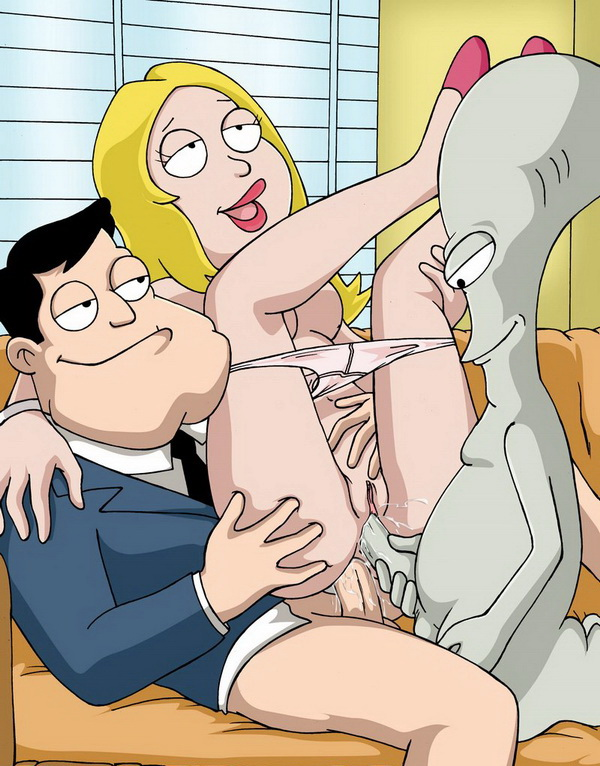 Congratulate, american dad pussy xxx idea