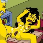 Anime, hentai and comics - Family Guy Futurama The Simpsons