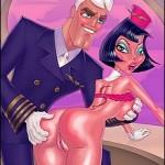 Sex Party in school - xxx comix - Adult Cartoons Adult Comics