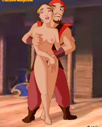 Marina and Sinbad - Adult Cartoons