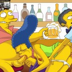 Big babe - The Simpsons porno - The Simpsons