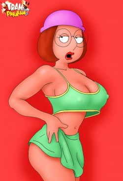 Meg and Lois - Family Guy Lois Meg